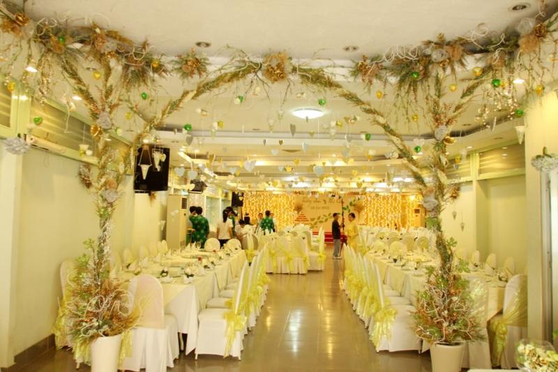 Dịch vụ chọn gói cho bạn một đám cưới hoàn hảo nhất