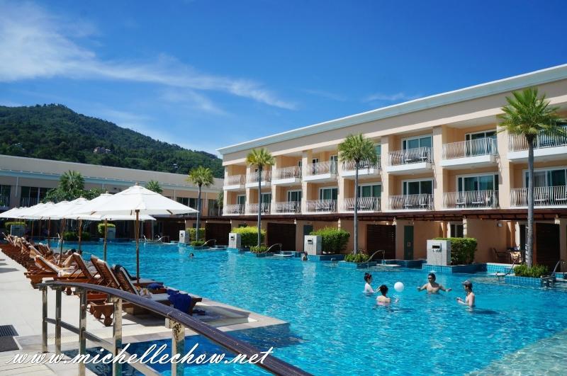 Khu nghỉ mát Millennium Resort Phuket