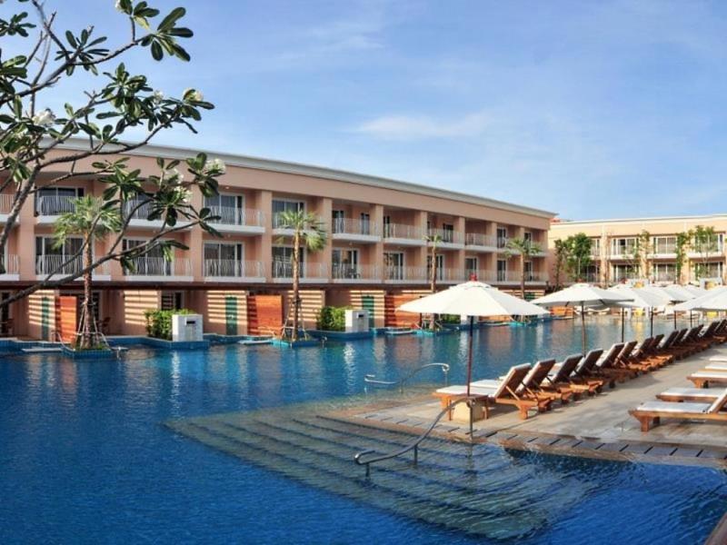 Khu nghỉ mát 5 sao gần biển Patong Phuket