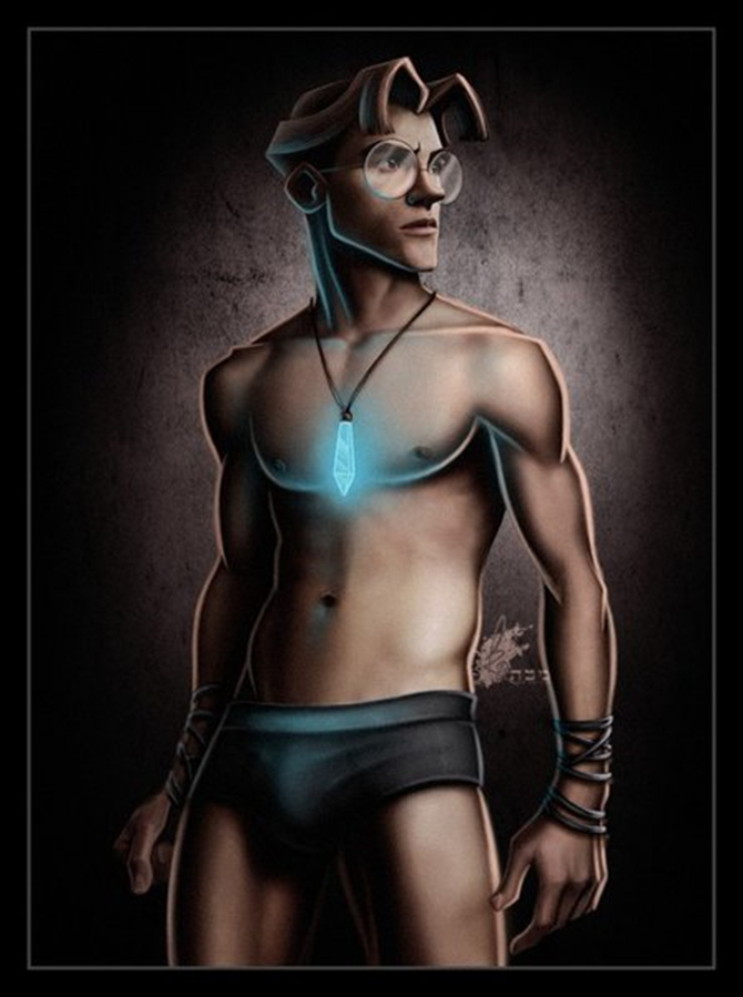 Milo James Thatch - Atlantis: Đế chế thất lạc (Atlantis: The Lost Empire)