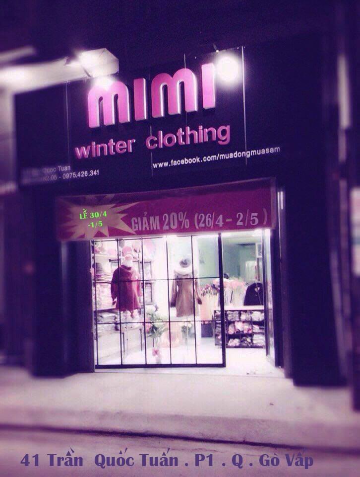Mimi Shop chi nhánh Thành phố Hồ Chí Minh