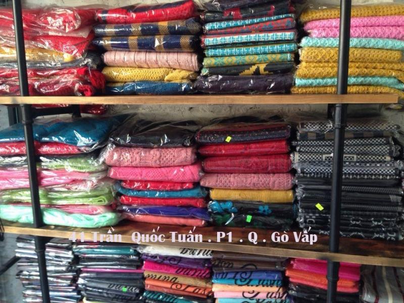 Mimi Shop là thế giới thu nhỏ của đồ len