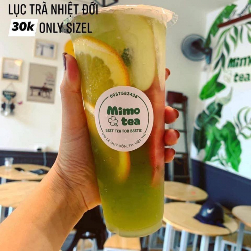 MIMO Tea & Coffee