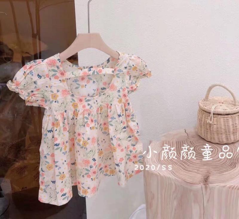 Mẫu váy order Quảng Châu tại Min Kids