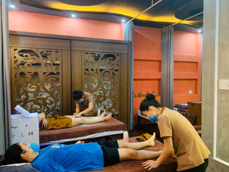 Min Luxury Spa Massage Đà Nẵng