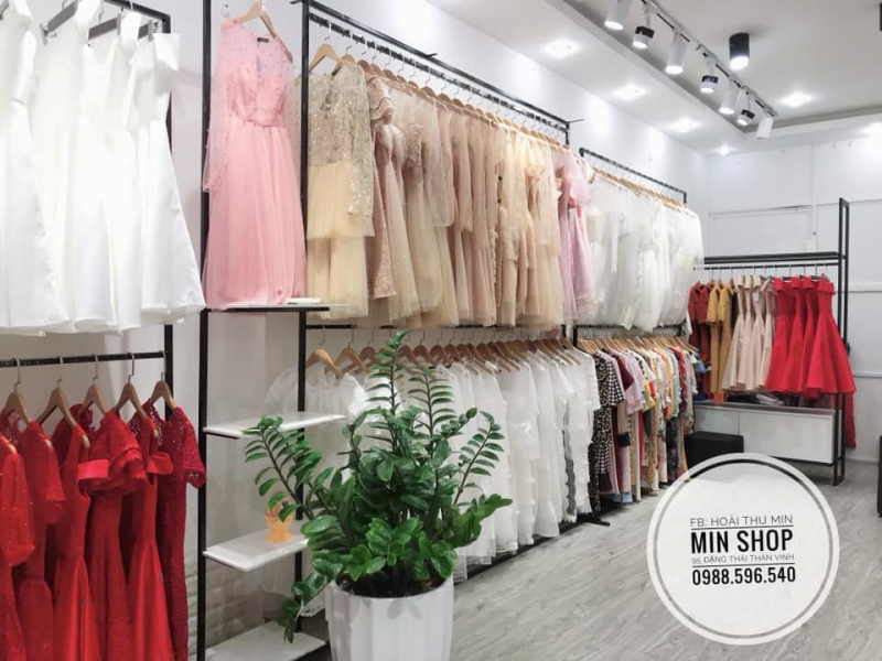 Min Shop là một địa chỉ chuyên bán và cho thuê váy, đầm thiết kế vừa rẻ vừa đẹp mà bạn không nên bỏ qua nhé