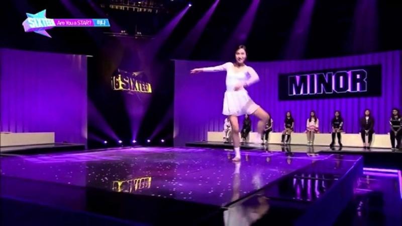 Mina có tới 11 năm học múa ballet