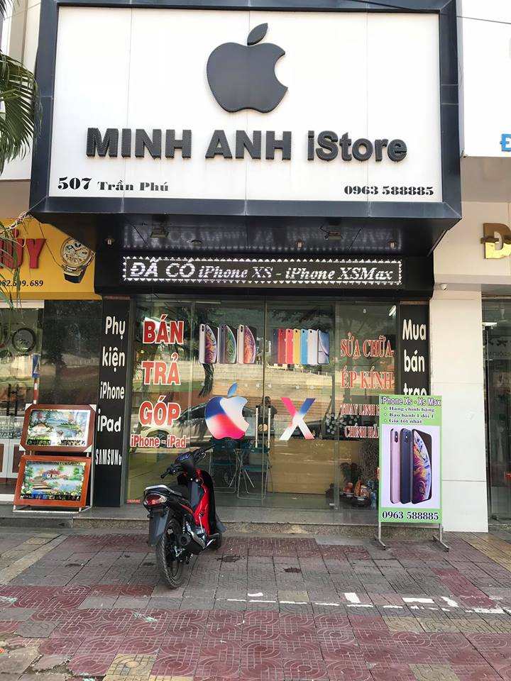 Minh Anh IStore CẩmPhả