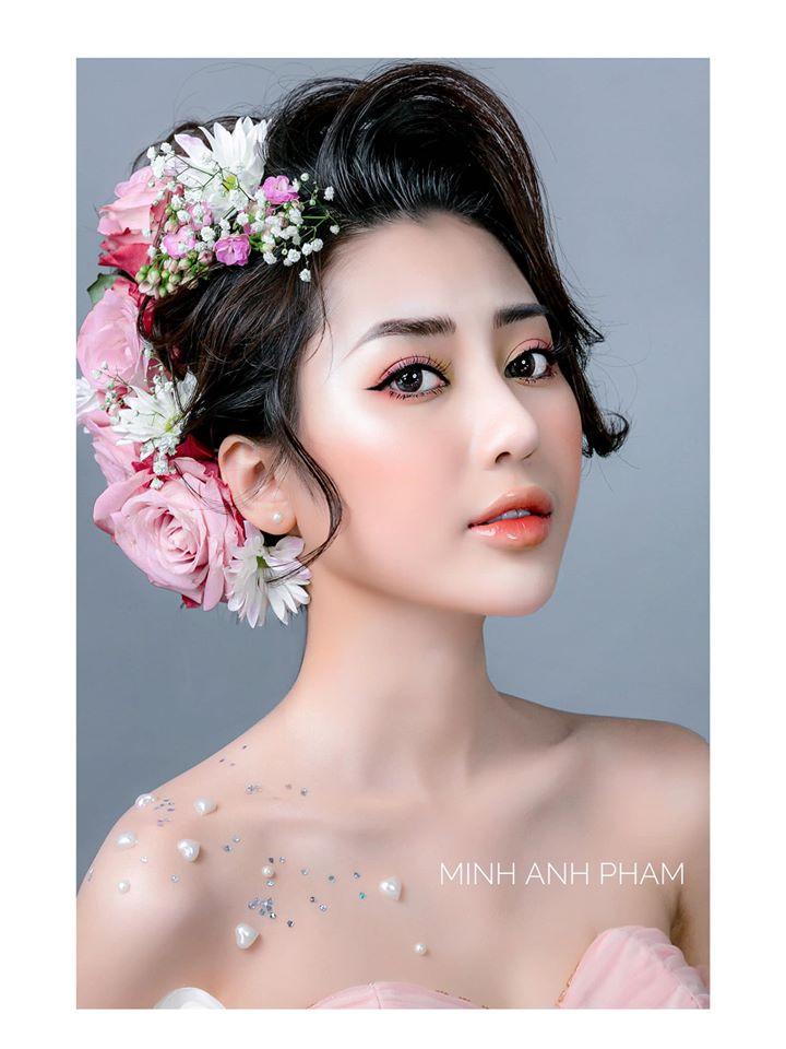 Minh Anh Phạm Makeup