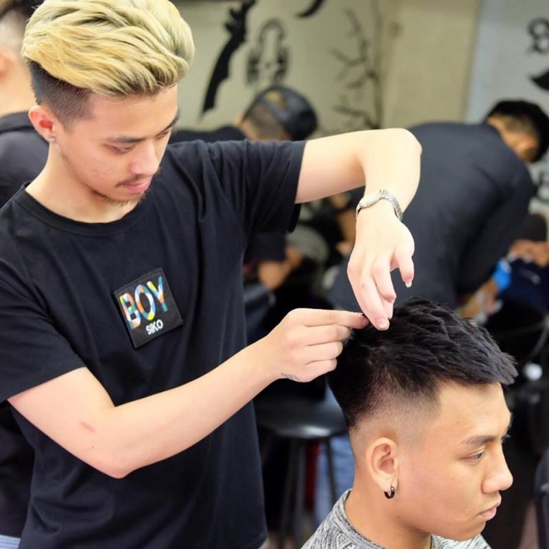 Minh Bui Barbershop