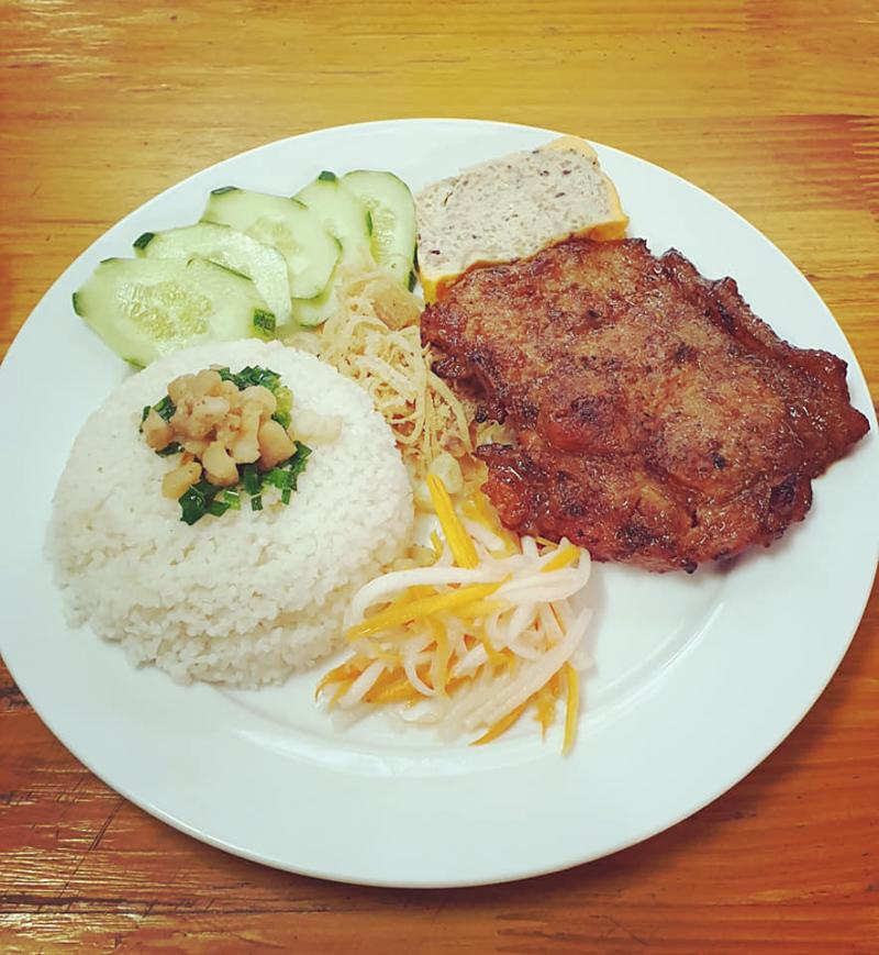 Minh Châu - Cơm Tấm & Hủ Tiếu Nam Vang