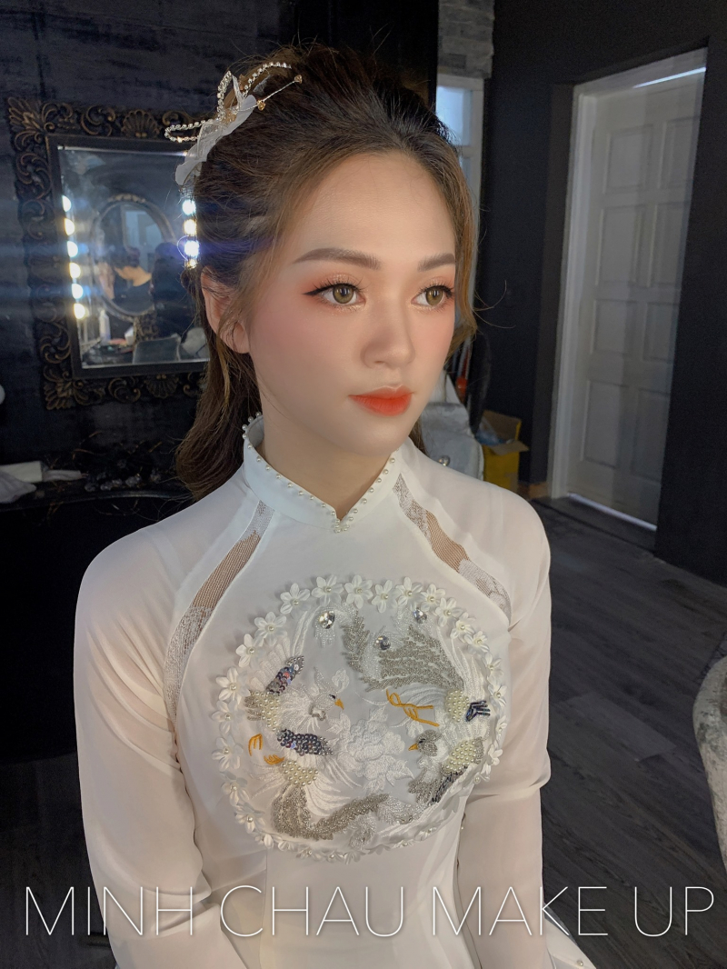Minh Châu Make up