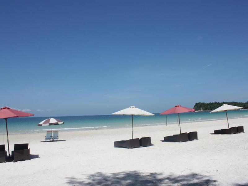 Minh Châu Resort Quan Lạn, Minh Chau Beach Resort