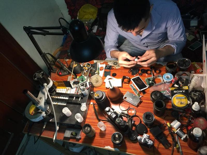 MINH CƯỜNG sửa máy ảnh