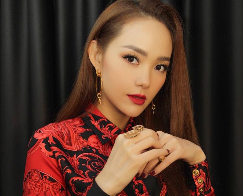 Diễn viên Minh Hằng
