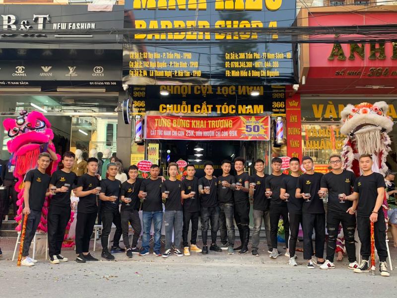 Minh Hiếu Barder shop