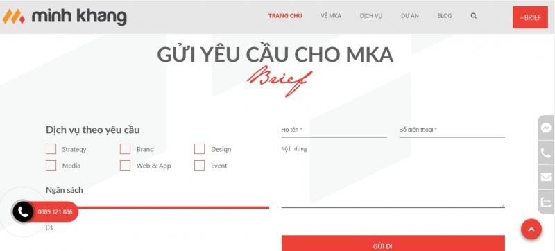 Minh Khang Agency