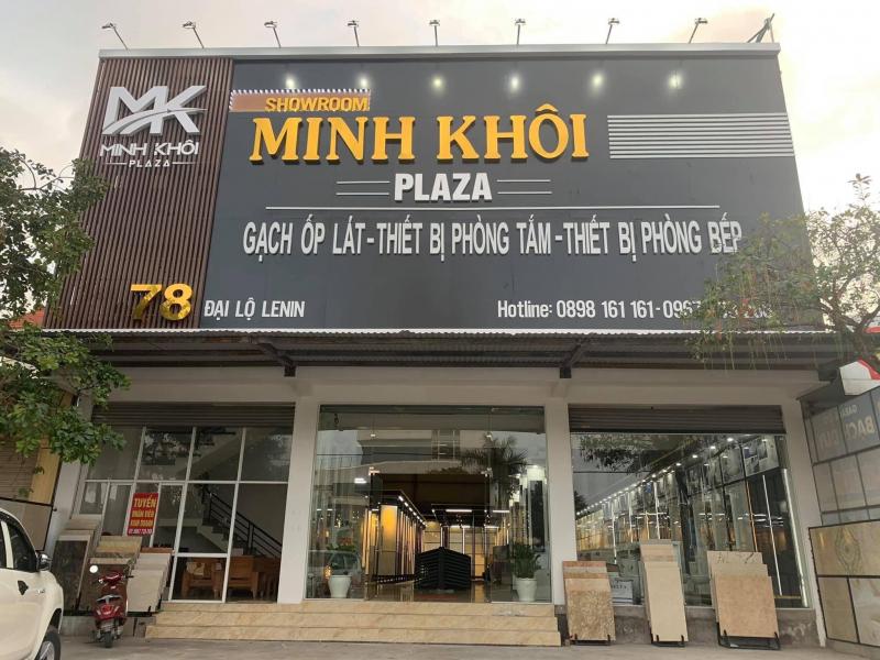 Minh Khôi Plaza - Siêu thị gạch ốp lát nhập khẩu
