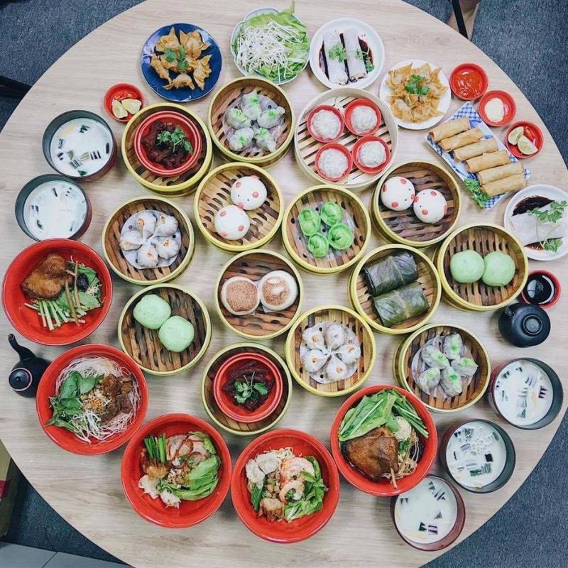 Minh Ký – Dimsum & Noodles