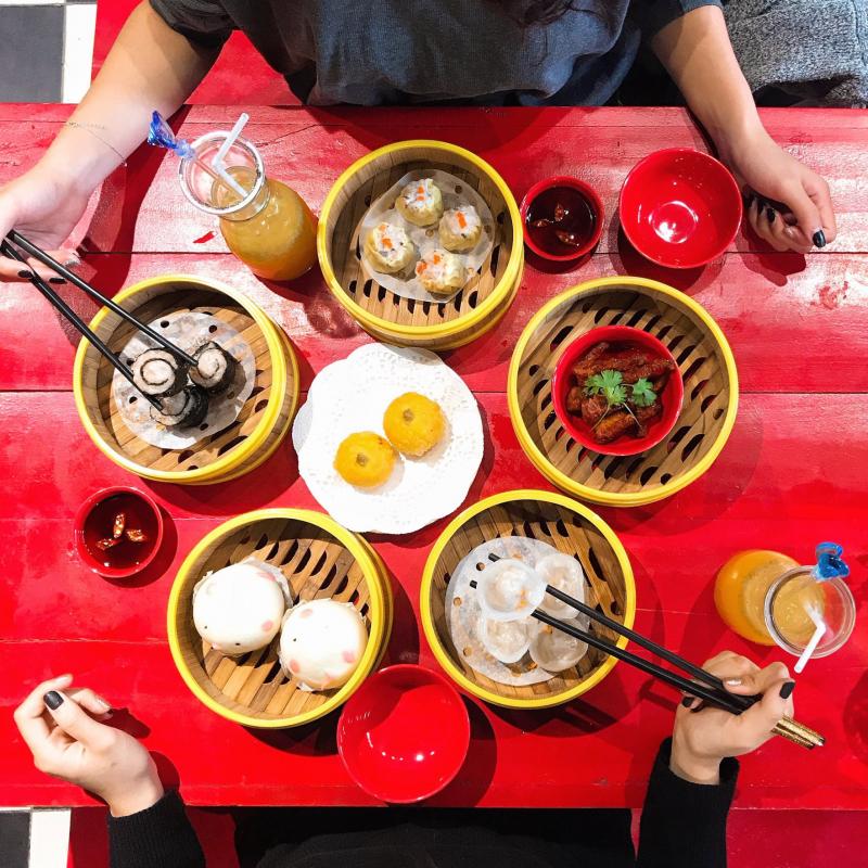 Minh Ký Dimsum & Noodles