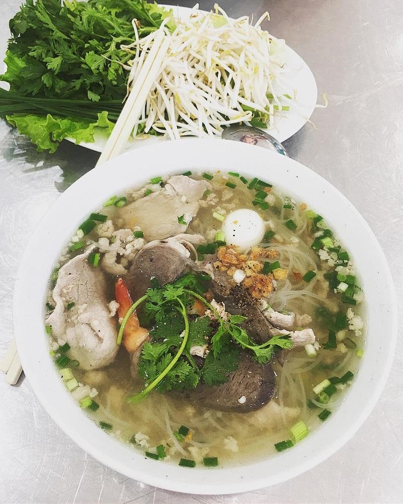 Minh Ký - Hủ Tiếu Bò Viên