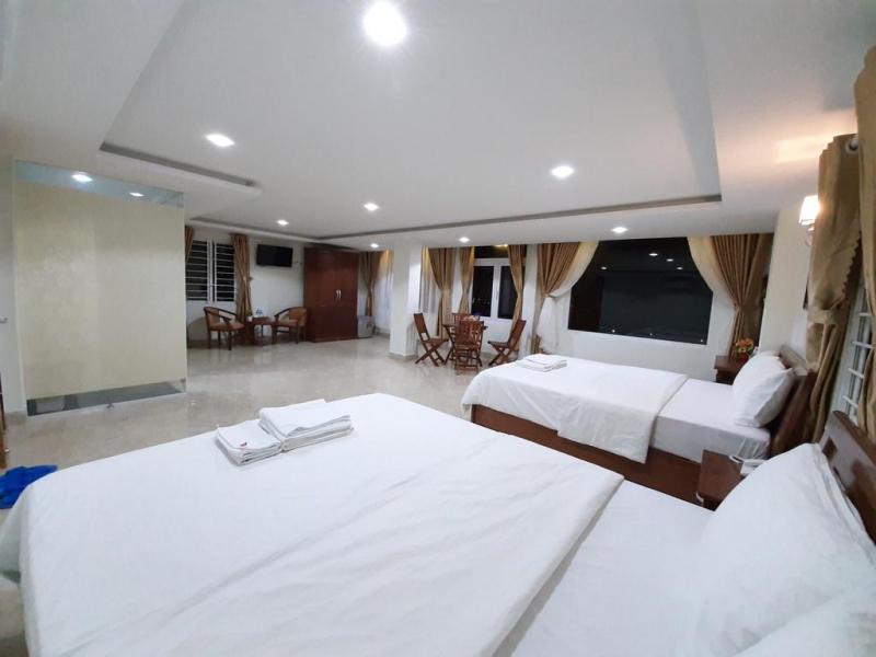 Minh Mạnh Hotel