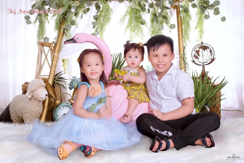 Áo cưới Minh Minh