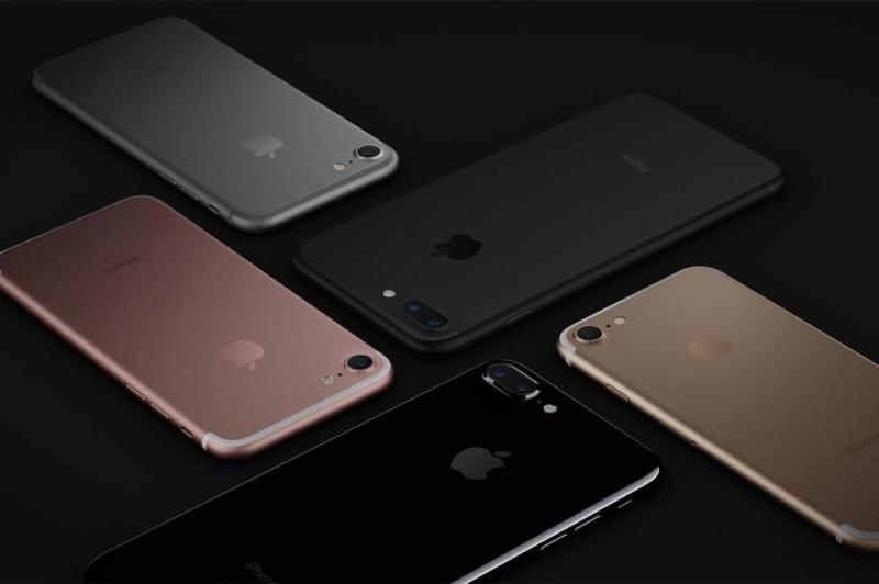 IPhone 7 (hàng mới về ở Minh mobile)