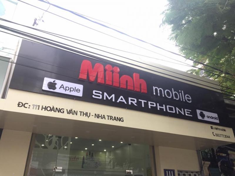 Cơ sở của Minh Mobile