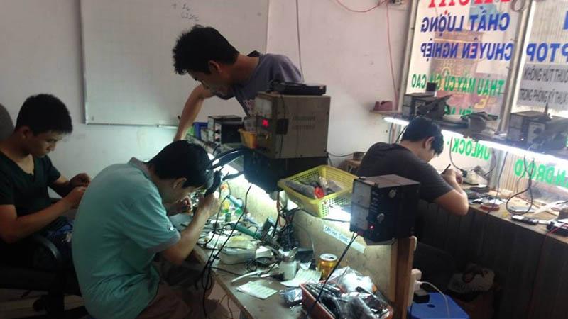 Minh Phát Mobile - Sửa Điện Thoại - Máy Tính Bảng