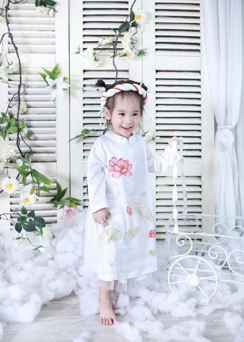 Minh shop - Shop bán áo dài trẻ em đẹp nhất Hà Nội