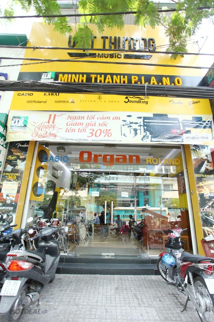 Minh Thanh P.I.A.N.O