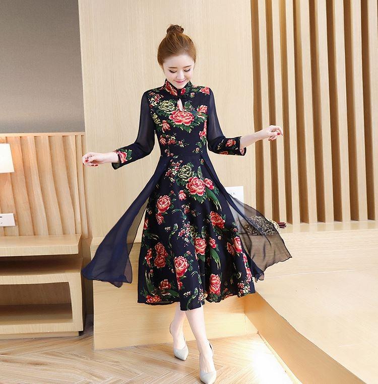 Một mẫu váy đặc biệt của Minh Thư Shop