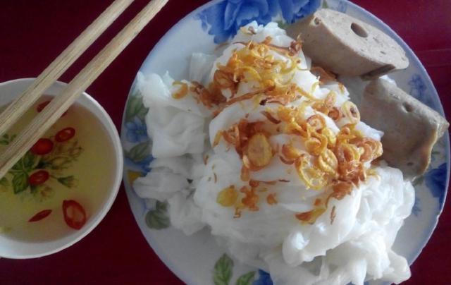 Minh Tiến - Cháo, Miến & Bánh Mướt