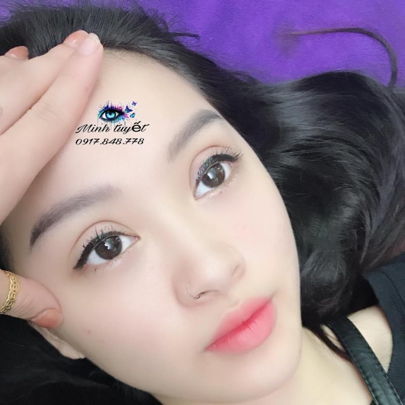 Minh Tuyết Phun Xăm