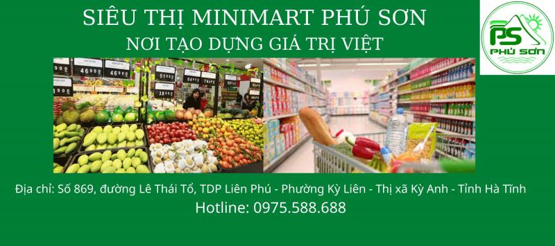 Minimart Phú Sơn