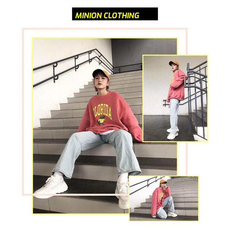 Không bó hẹp theo một style nào cả, ở Minion Clothing có thể tìm thấy hàng loạt phong cách khác nhau