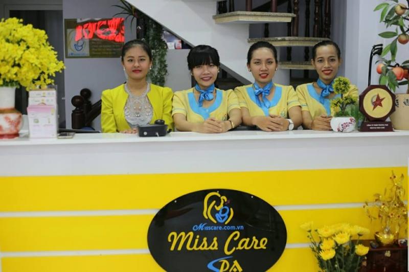 Dịch vụ chăm sóc mẹ và bé tại Miss Care