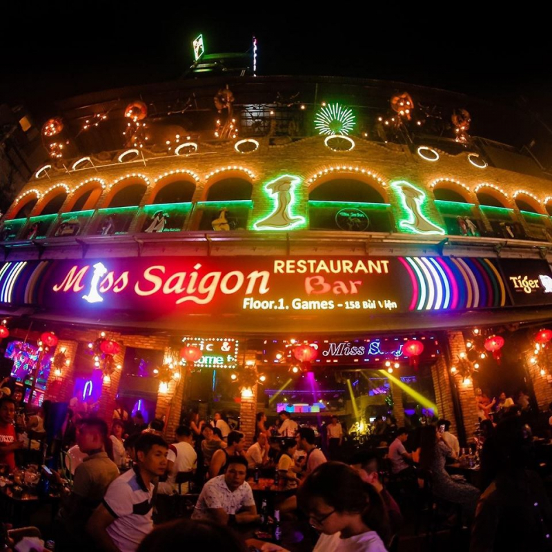 Miss Saigon Restaurant & Bar