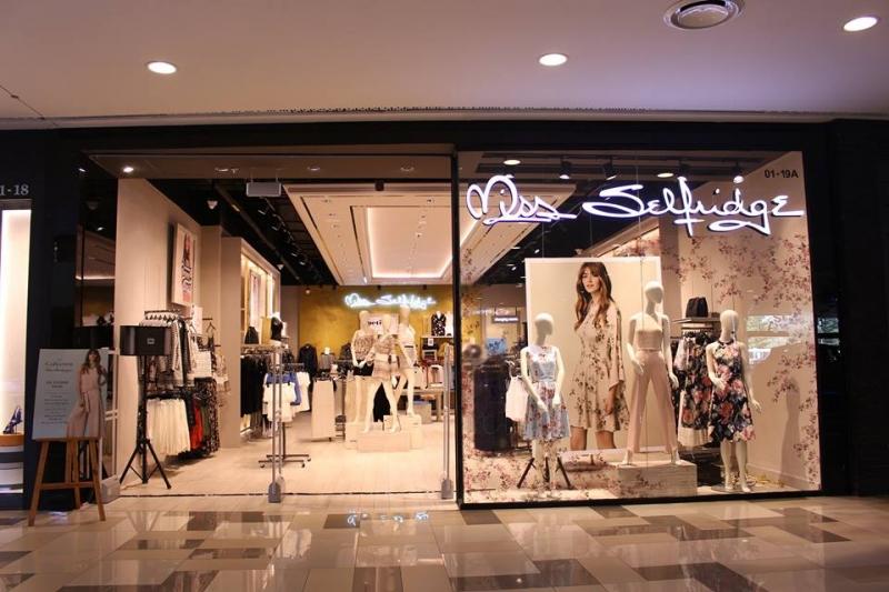 Cửa hàng Miss Selfridge ở TTTM SC Vivo City - TP HCM