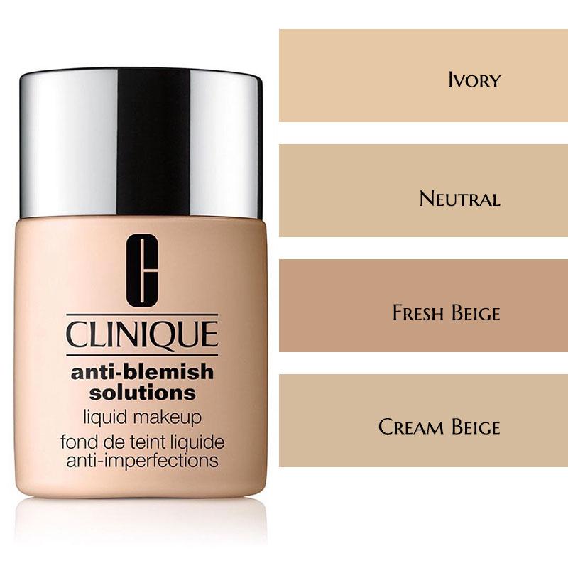 Kem nền Clinique anti-blemish solutions liquid makeup