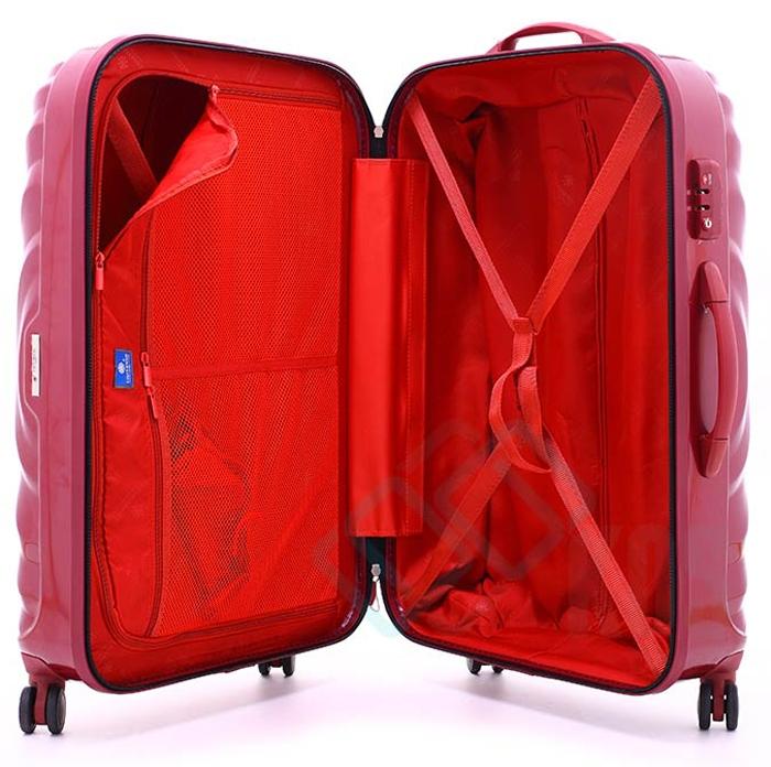 Thiết kế bên trong vali Miti 6 tấc
