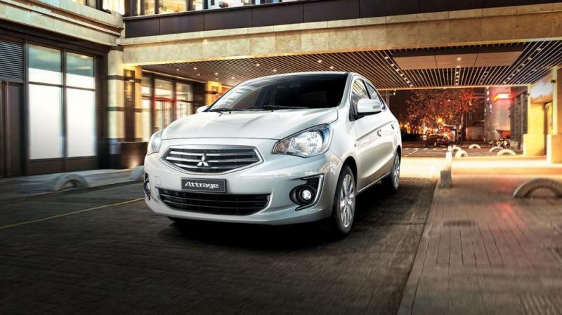 Mitsubishi Attrage | Giá: 375 - 475 triệu đồng