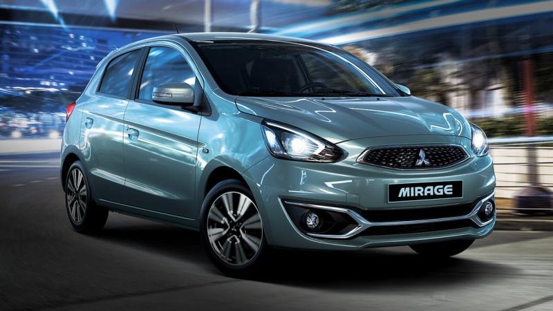 Mitsubishi Mirage | Giá: 350 - 450 triệu đồng