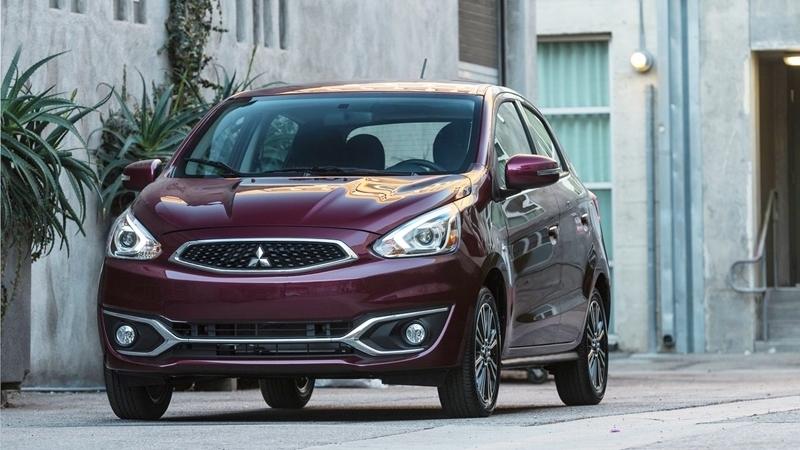 Mitsubishi Mirage MT có giá bán 436 triệu đồng