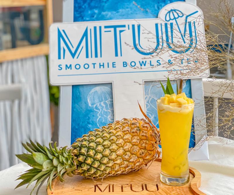 Mituu - Smoothie & Tea