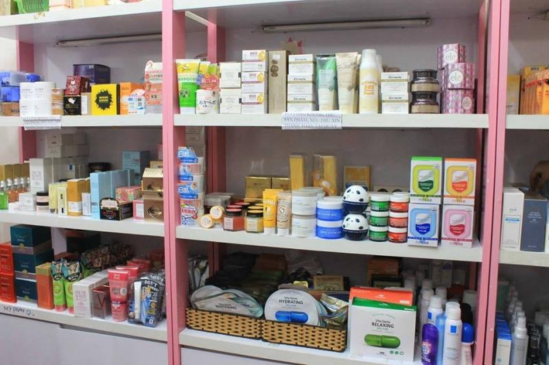 Một góc trong Miu Xinh shop