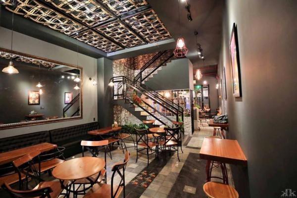 Lấy phong cách Vintage làm chủ đạo, Mk Coffee Vintage House chính là địa điểm sống ảo tuyệt vời