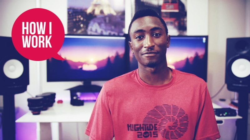 MKBHD (Marques Brownlee).