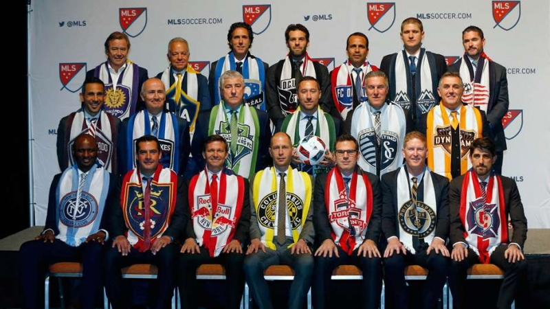 MLS - Mỹ